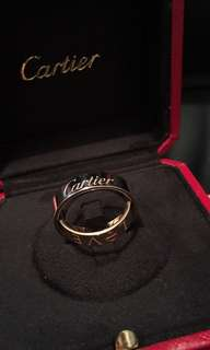 Cartier Ring(size56)