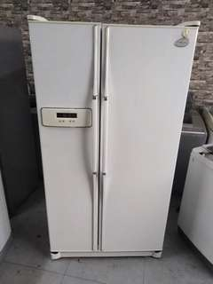 Electrolux said by said refrigerator