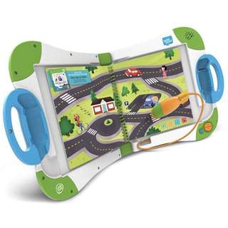 (In-Stock) LeapFrog LeapStart Interactive Learning System, Green (Brand New)