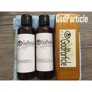 God Particle Shoe Cleaner + Sole Whitening