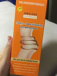7 Day Slimming Lotion