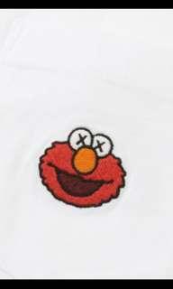 Uniqlo Sesame Street x KAWS