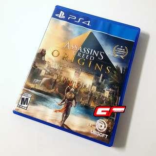 PS4 ASSASSINS CREED ORIGIN