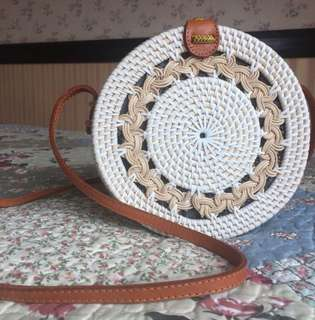 REPRICED! Emily Braided Rattan