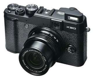 Fujifilm X-T20 Bisa Cicilan 6x proses 3menit