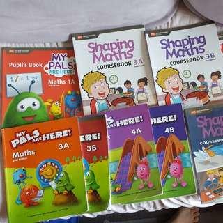 Primary school textbooks