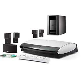 Bose Lifestyle 48 Series IV Flagship Home Theatre System Black Colour