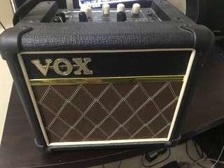 Acoustic Amplifier VOX MINI3 G2