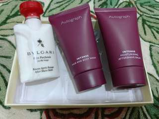 After Shave Balm & Hand/Body Wash for Men fr Saudi Arabia (ORIGINAL)