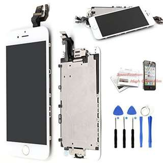 935. iPhone 7 Replacement 3D Touch Screen LCD Digitizer Display Assembly Black & Tool