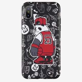 Jordan Panda IMD Rubber Case