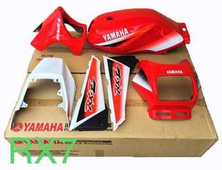 Yamaha RXZ Coverset- Ready Stock