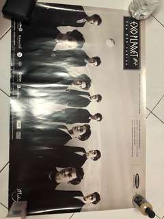 EXO'luxion Poster in KL