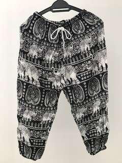 🆓Postage* Girls Elephant Pants