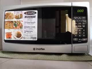 Imarflex Multifunction Microwave Oven 20L