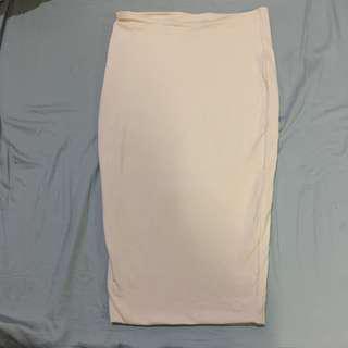 Kookai Skirt Nude Pink