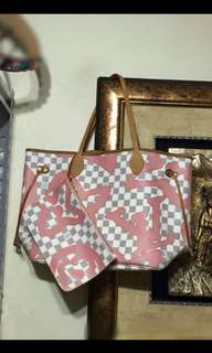 LV Neverfull Tahitienne MM