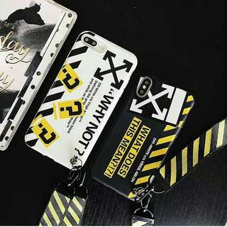 New Off White case (iph only)