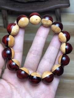 小葉紫檀1.5 陰陽珠