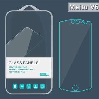 美圖 V6 Meitu 透明鋼化防爆玻璃 保護貼  Tempered Glass Screen Protector
