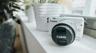 Canon Eos M10 Bisa Cicilan 6x Cukup 3menit