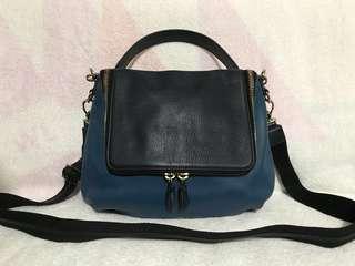 Anya Hindmarch 全牛皮 2ways bag