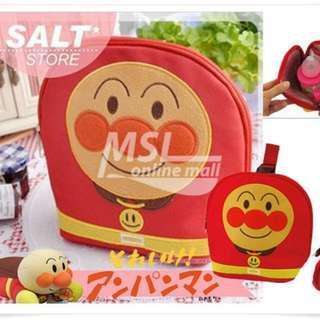 💥半價💥【原裝進口】【💯全新現貨】日本麵包超人Anpanman保溫奶瓶保溫包