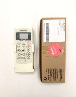 Remote Control for Panasonic Split Type Aircon