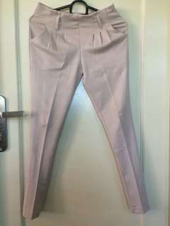 Nude Formal Work Pants