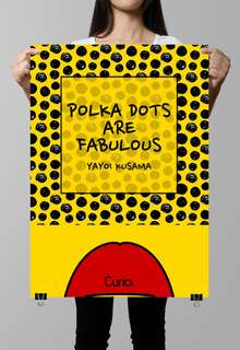 Posters for your walls Yayoi Kusama