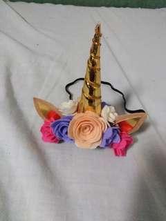 Unicorn soft band