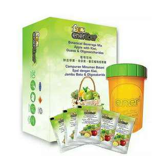 EnerFiber - Detox/ Diet/ Colon Cleansing/ Help Constipation/ Weight Loss