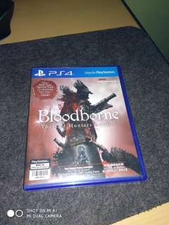 BD PS4 - Bloodbourne The Old Hunters Edition