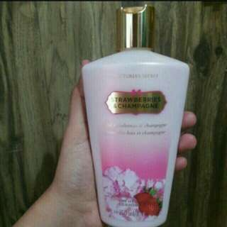 Authentic Victoria's secret lotion