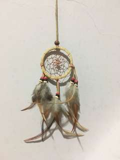 dream catcher kalung / pajangan