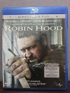 Blu-ray Disc Robin Hood