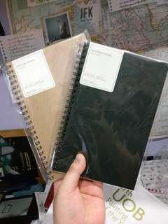 Blank A5 Notebooks
