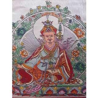 🚚 Guru Rinpoche make by hand sewing