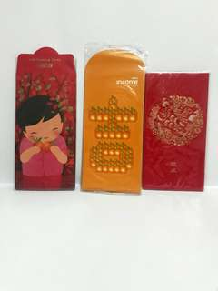 Red packets set