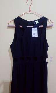 NEW H&M Long Dress (masih ada pricetag)