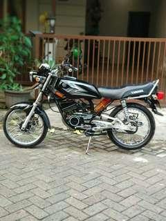 Di Jual Motor Yamaha Rx King Tahun 2004