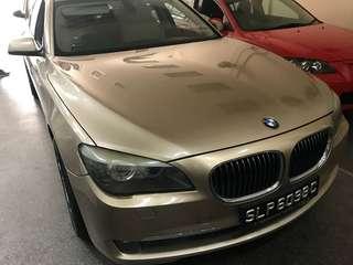 BMW 730 Li XL LCI 🇸🇬