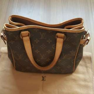 Preloved original LV bag