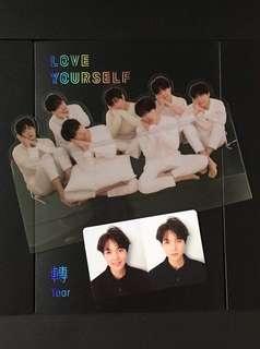 BTS Love Yourself: Tear (VER. R)