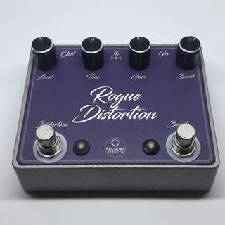 Rectifier Effects Rogue Distortion Deluxe Guitar Pedal Effect