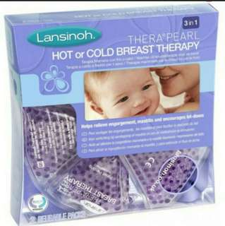 Lansinoh Breast Theraphy (3 in 1) UK.