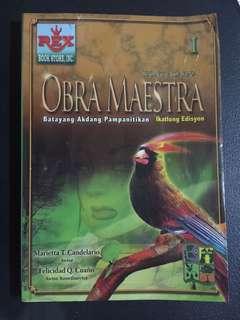 Obra Maestra (Ibong Adarna)