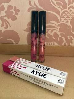 Kylie Lip Gloss Authentic Brand New Posie K and Kandy K
