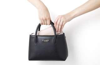 🇯🇵 Snidel Japan 2-Way Satchel Bag in Black (Brandnew)