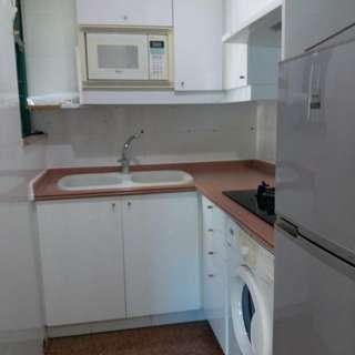 洗衣機, 運作正常, 租客不要所以搬走